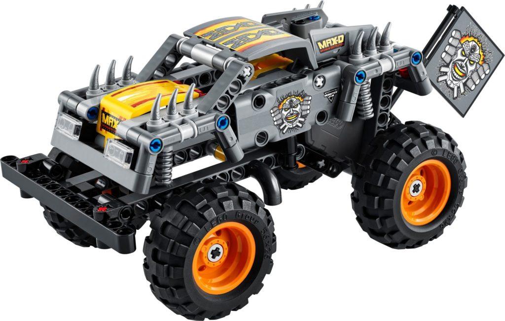 42119 Monster Jam Max D 4
