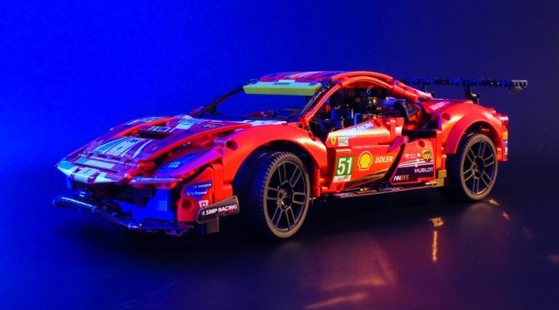 42125 Ferrari 488 GTE Featured Image