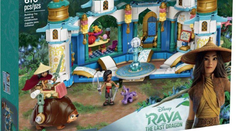 43181 LEGO Raya featured
