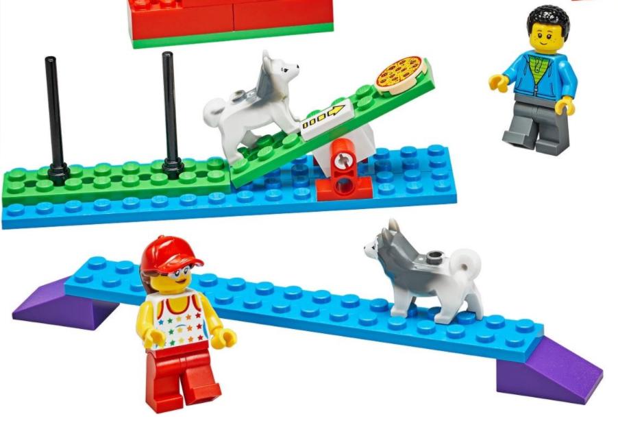 45401 LEGO Education Husky