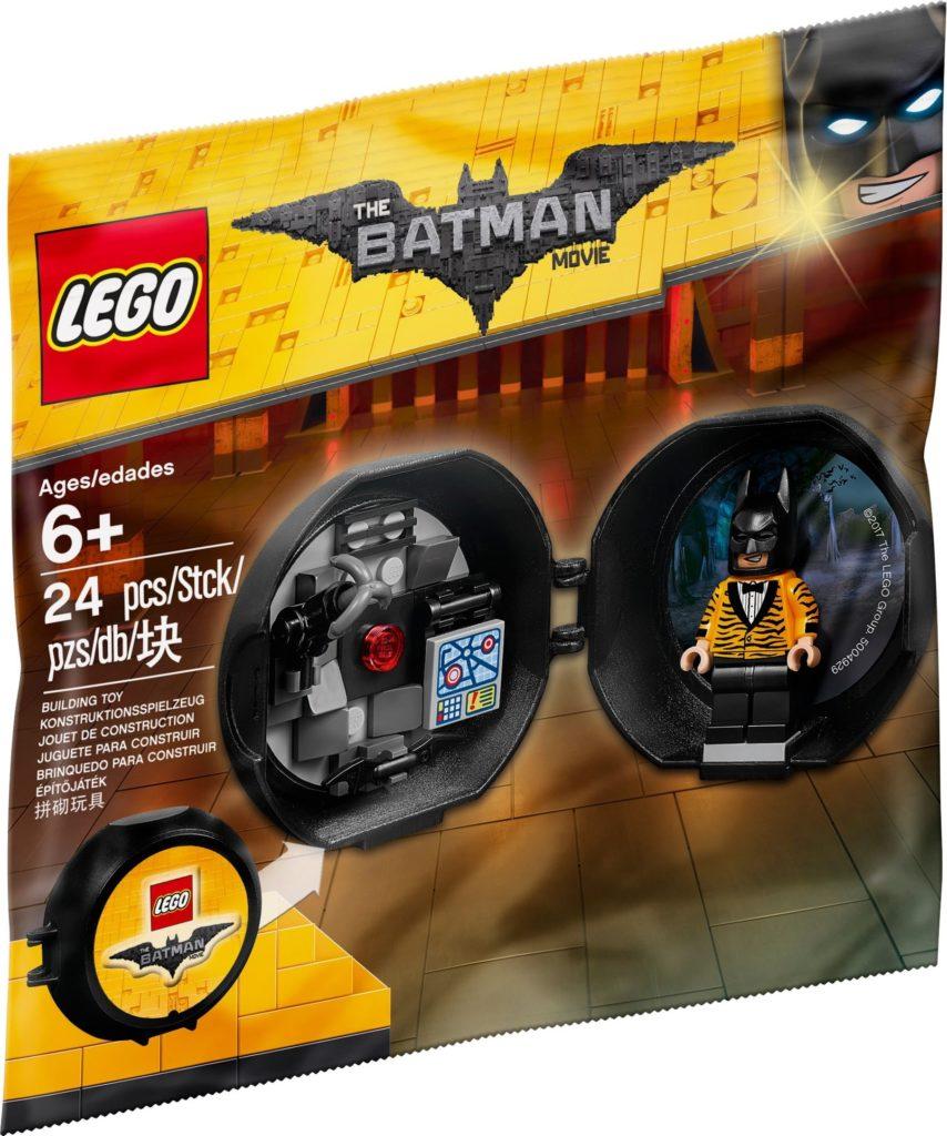 5004929 Batman Cave Pod