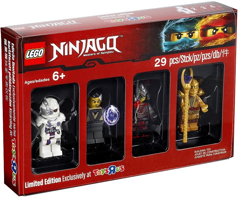 5004938 NINJAGO minifigure pack