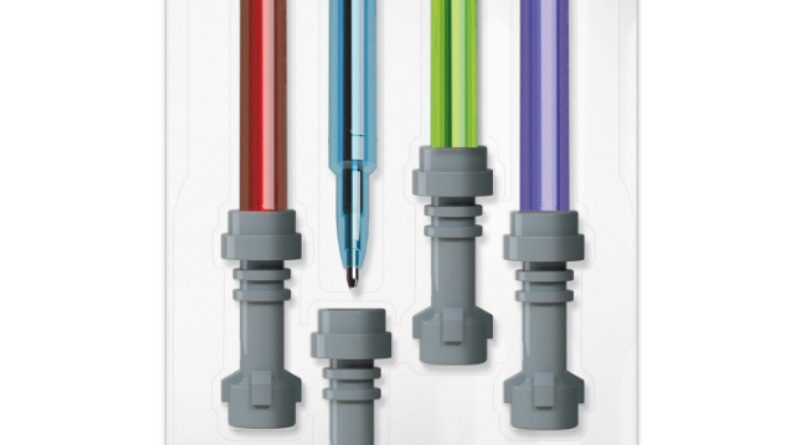 Lego Star Wars Lightsaber Gel Pen