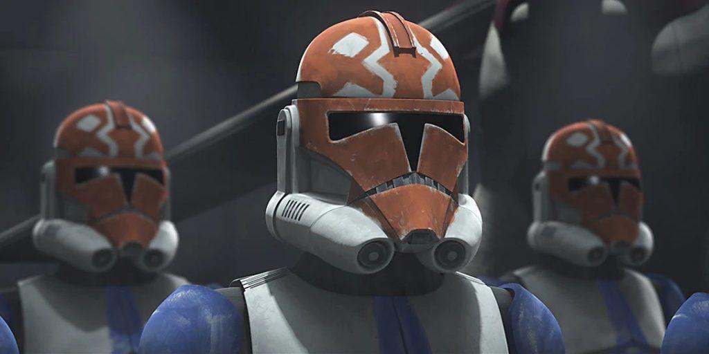 501st Legion helmet Star Wars