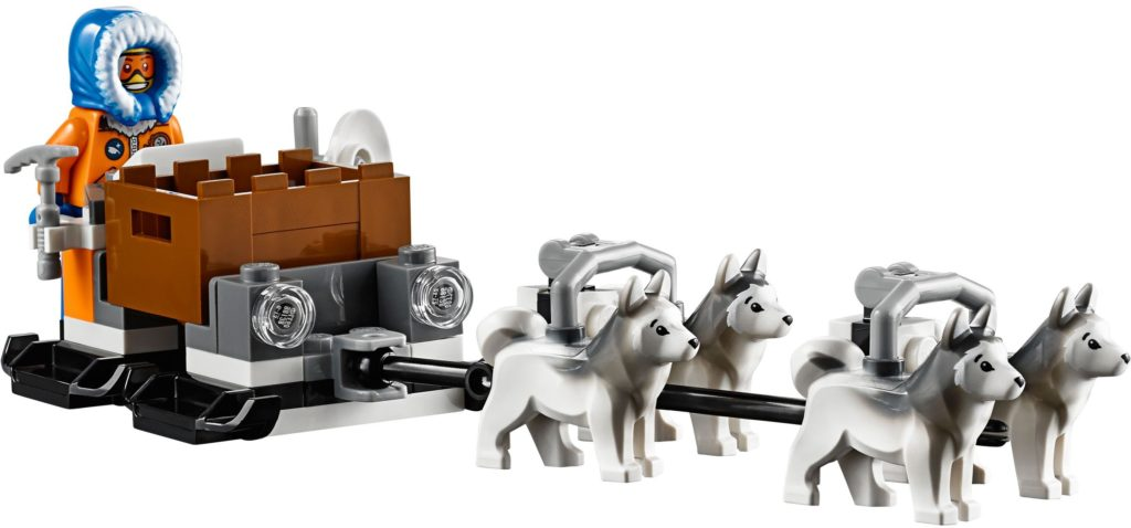 60036 Lego City Husky