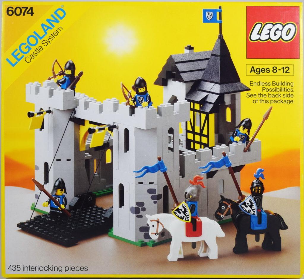 6074 Black Falcons Fortress