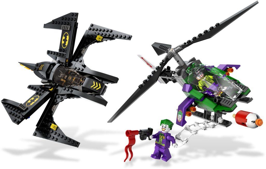 6863 Batwing Battle Over Gotham City