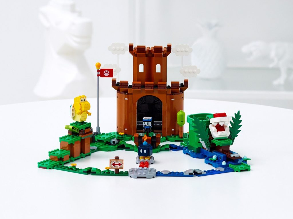 71362 Guarded Fortress