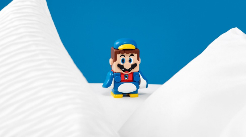 71384 Penguin Mario Power Up Pack Featured