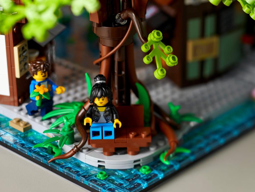 71741 LEGO NINJAGO City Gardens Bench