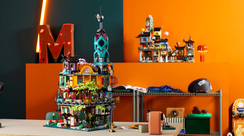 71741 NINJAGO City Gardens Live Closer Look Featured 800x445