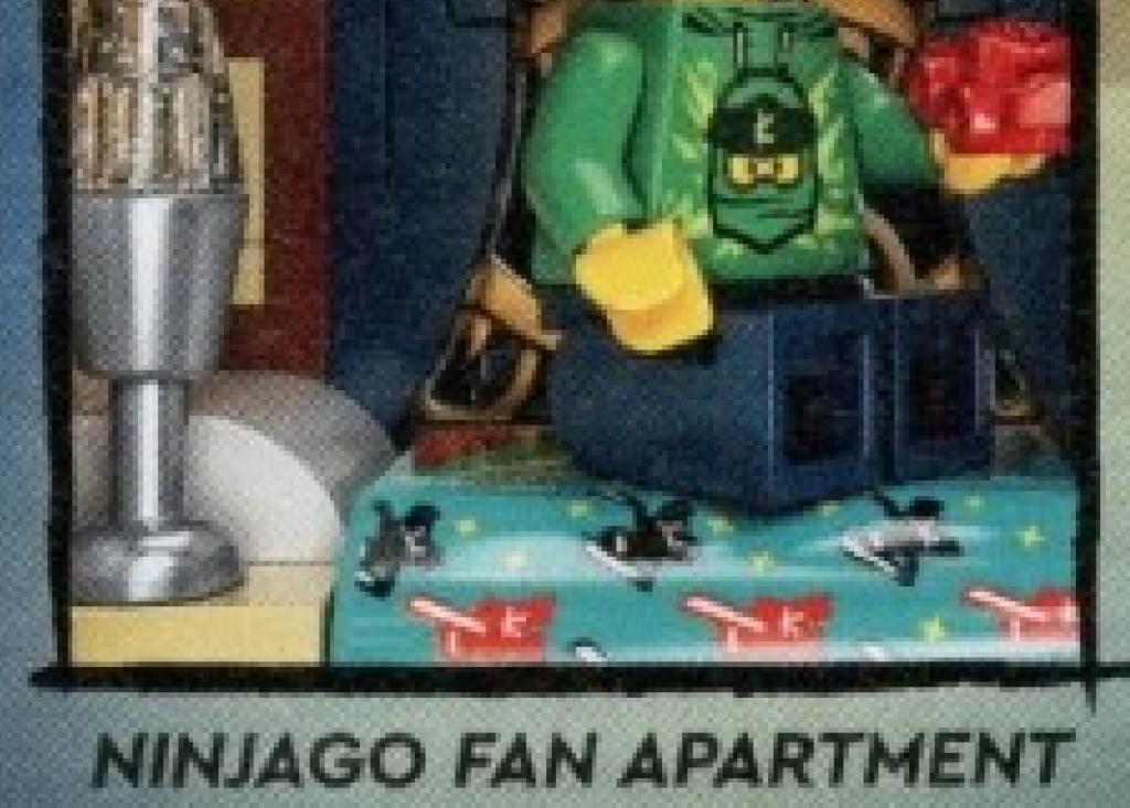 71741 NINJAGO City Gardens Ninja Bedding 1024x733
