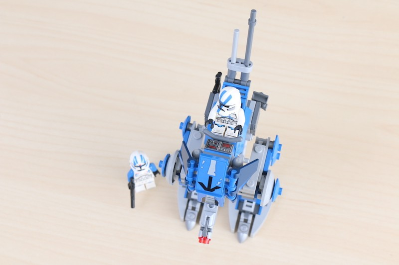 75280 501st Legion Clone Troopers Review 10