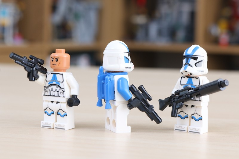 75280 501st Legion Clone Troopers review 12