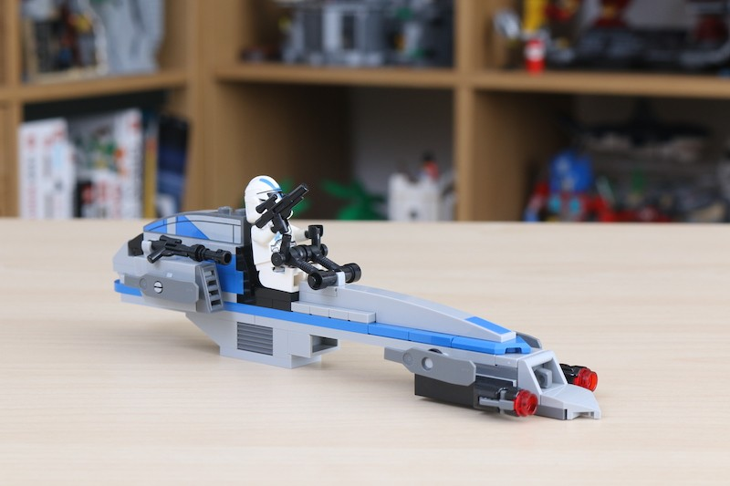 75280 501st Legion Clone Troopers Review 2