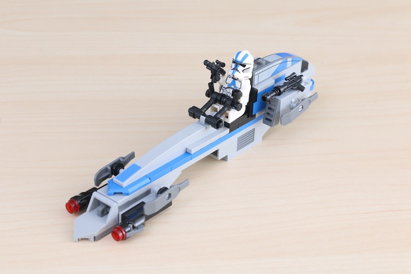 75280 501st Legion Clone Troopers Review 3