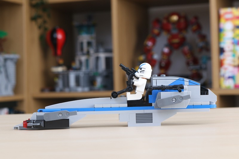 75280 501st Legion Clone Troopers Review 4