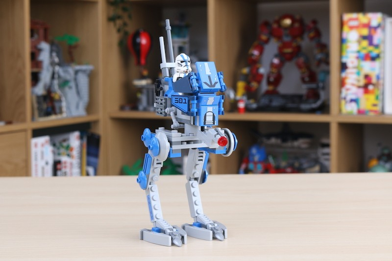 75280 501st Legion Clone Troopers Review 6