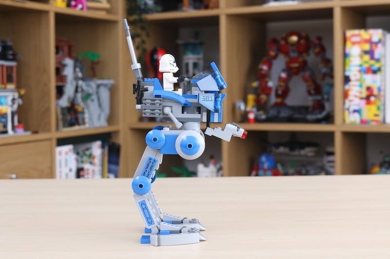 75280 501st Legion Clone Troopers Review 7