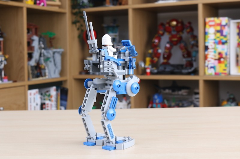 75280 501st Legion Clone Troopers Review 8