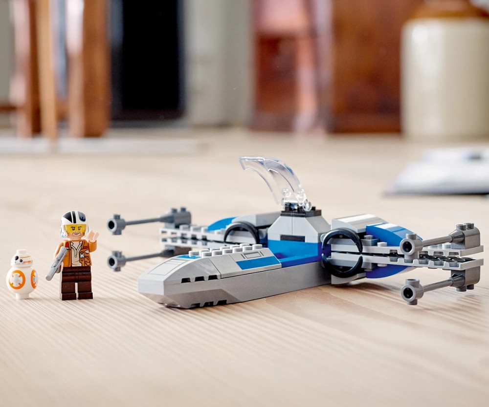 75297 Resistance X Wing 11