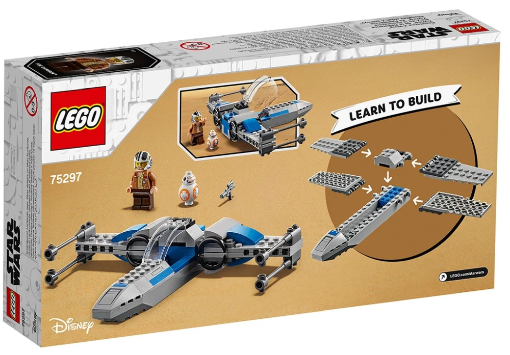 75297 Resistance X Wing 2