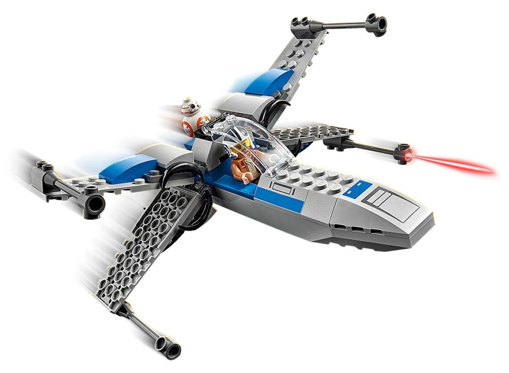 75297 Resistance X Wing 5