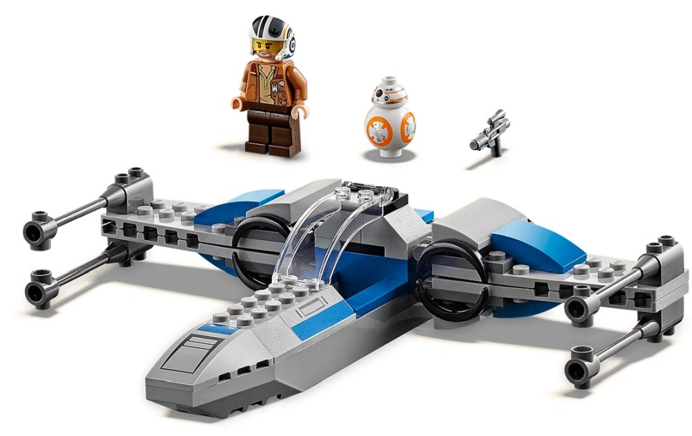 75297 Resistance X Wing 6