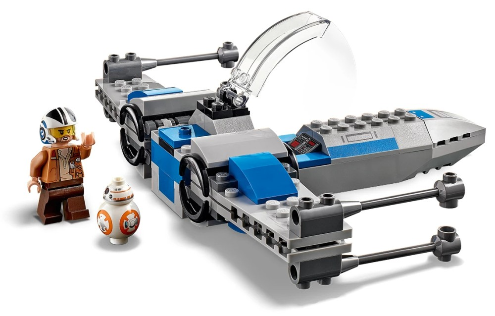 75297 Resistance X Wing 8