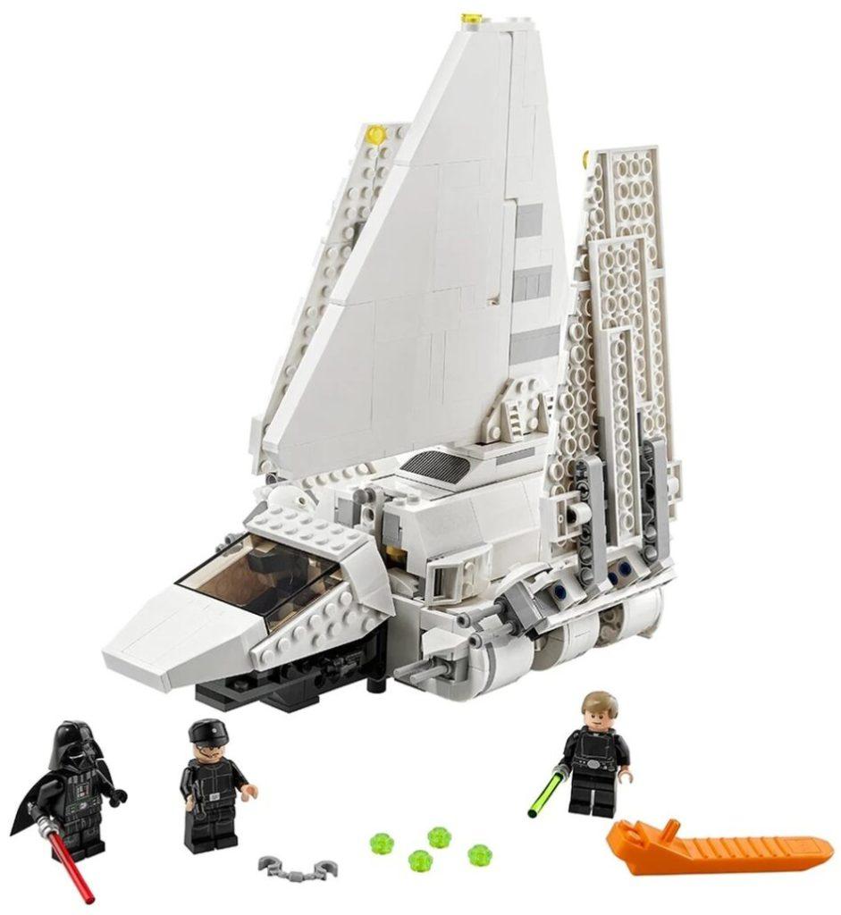 75302 Imperial Shuttle 3