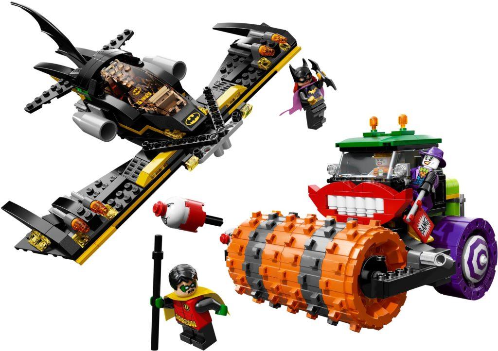 76013 Batman The Joker Steam Roller