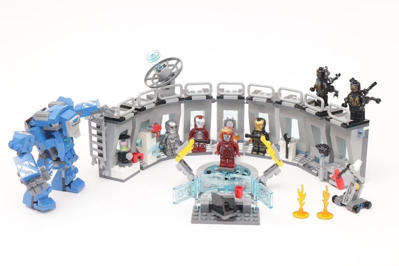 76125 Iron Man Hall Of Armor Main 1