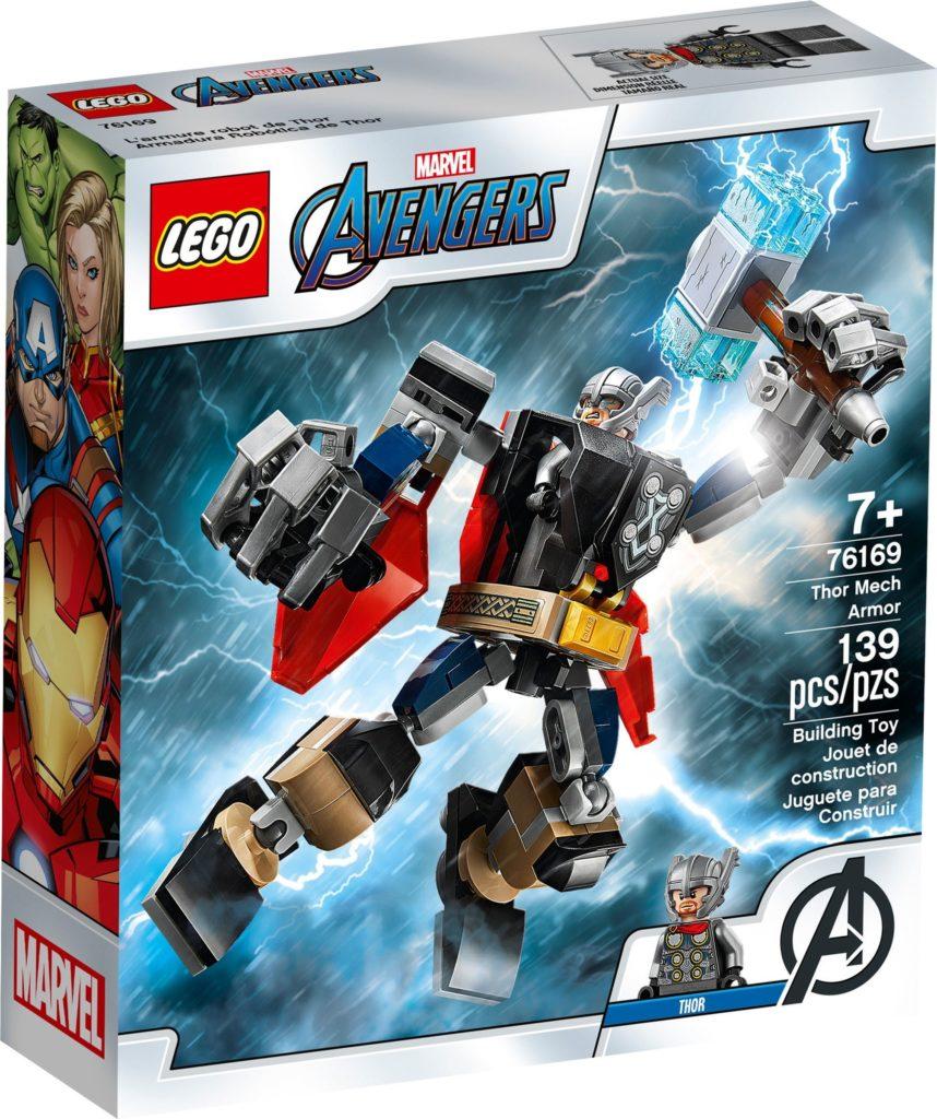 76169 Thor Mech Armor 1