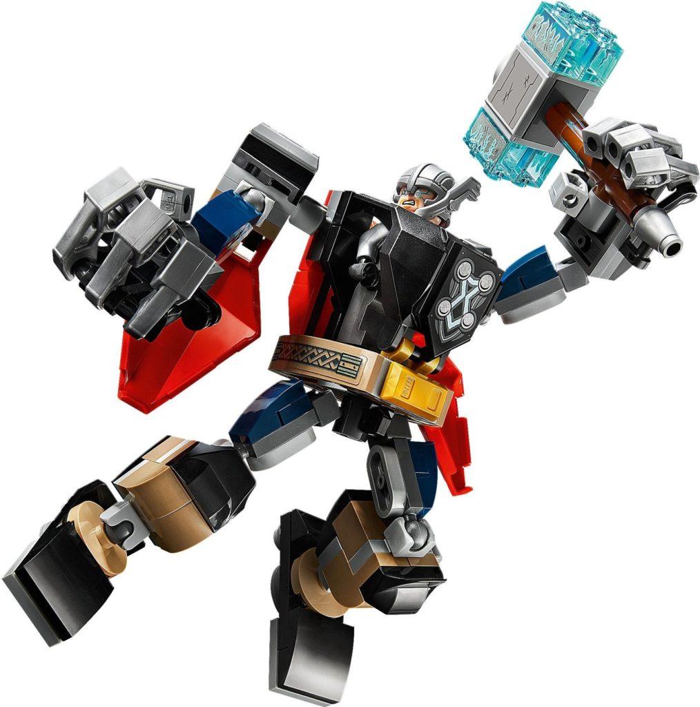 76169 Thor Mech Armor 3