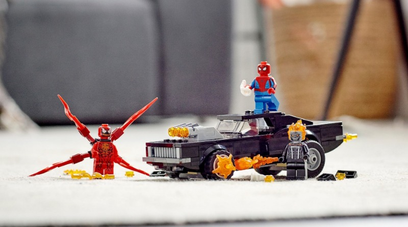 76173 Ghost Rider Vs. Carnage Featured