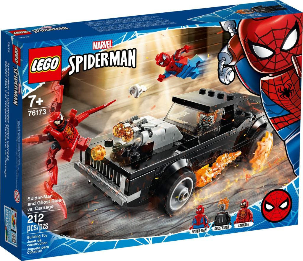 76173 Spider Man And Ghost Rider Vs. Carnage 1