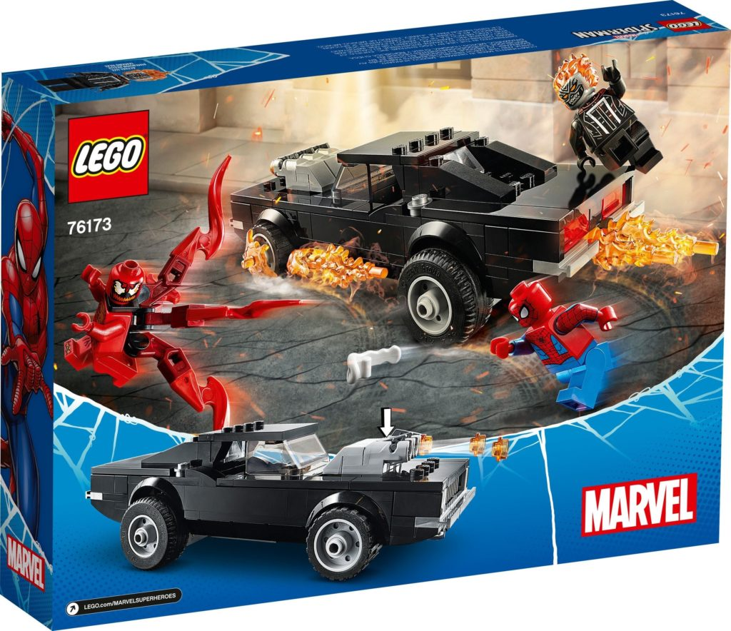 76173 Spider Man And Ghost Rider Vs. Carnage 2