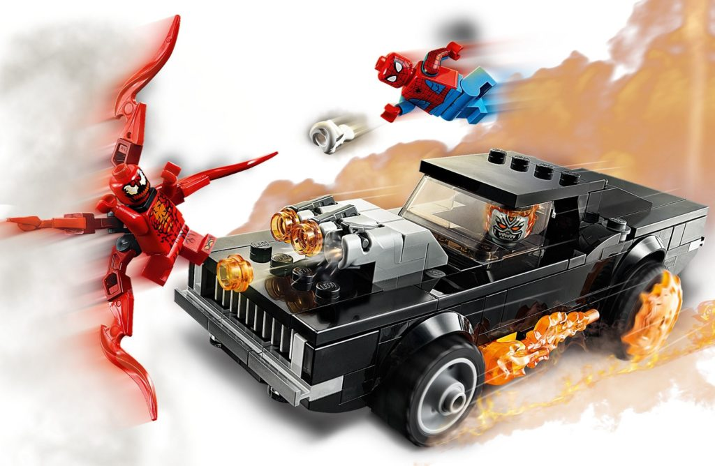 76173 Spider Man And Ghost Rider Vs. Carnage 3