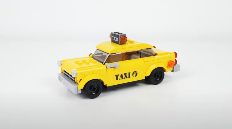 76178 Daily Bugle Taxi