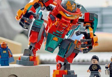 LEGO Marvel 76194 Tony Stark's Sakaarian Iron Man officially revealed