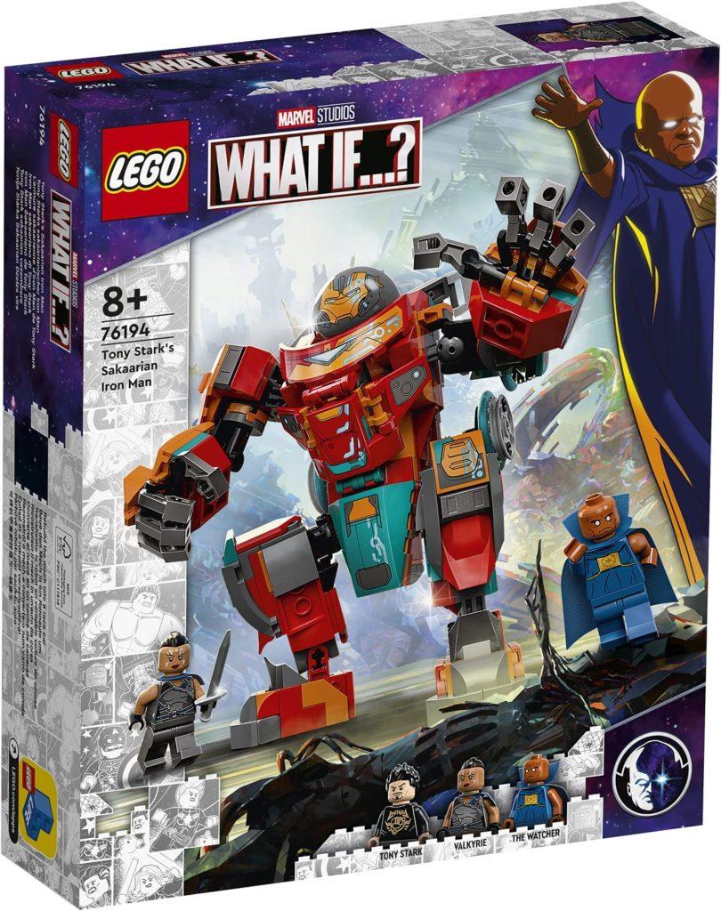 76194 Tony Starks Sakaarian Iron Man