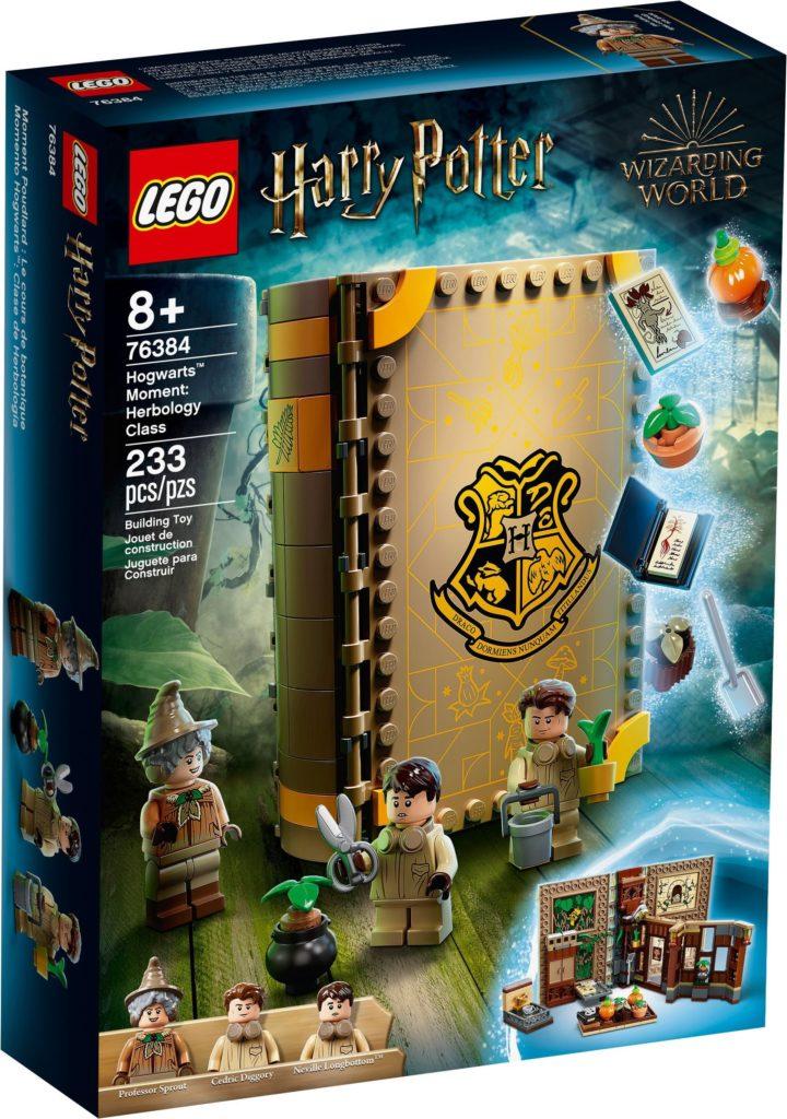 76382 Hogwarts Moment Herbology Class 01