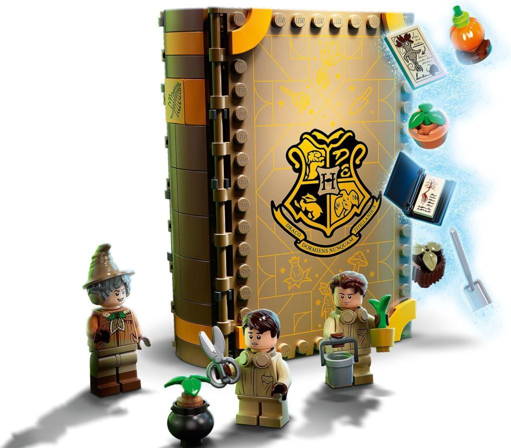 76382 Hogwarts Moment Herbology Class 05