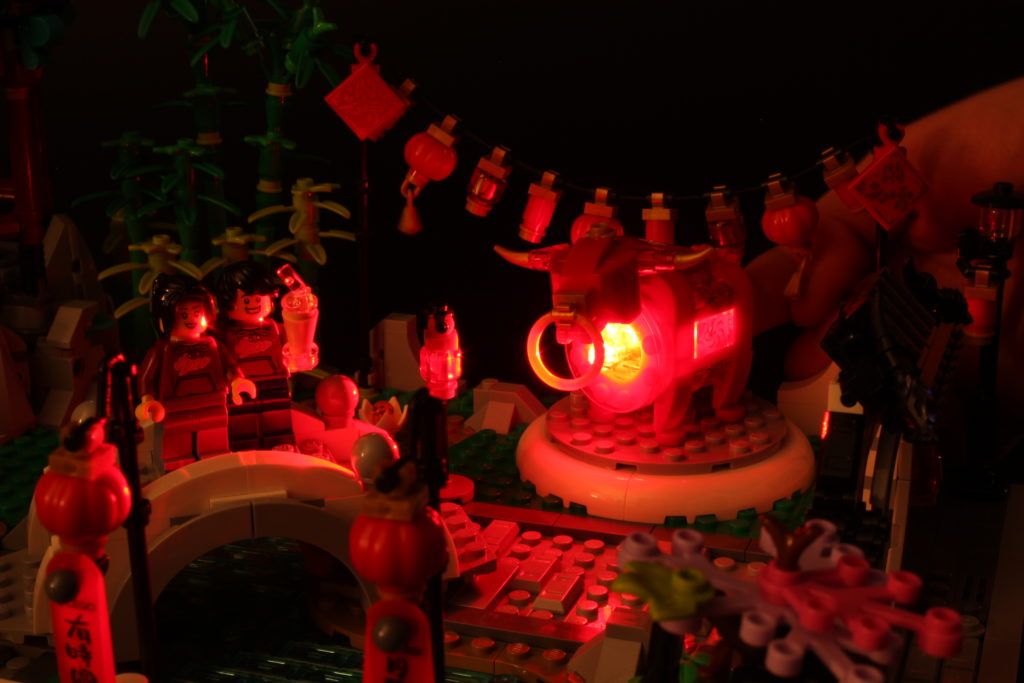 Lego Chinese New Year 80107 Spring Lantern Festival Review And Gallery