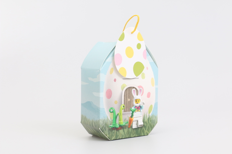 853990 Easter Bunny House Review 2