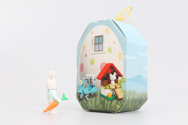 853990 Easter Bunny House Review 3