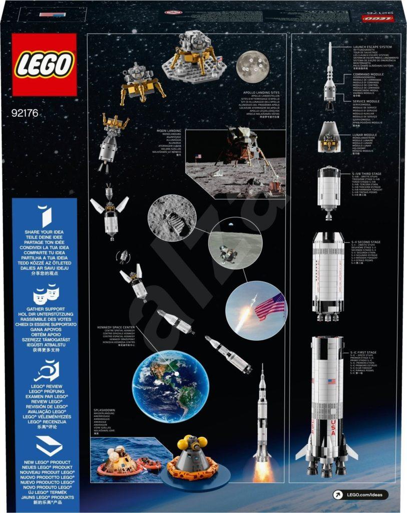 92176 NASA Apollo Saturn V 02