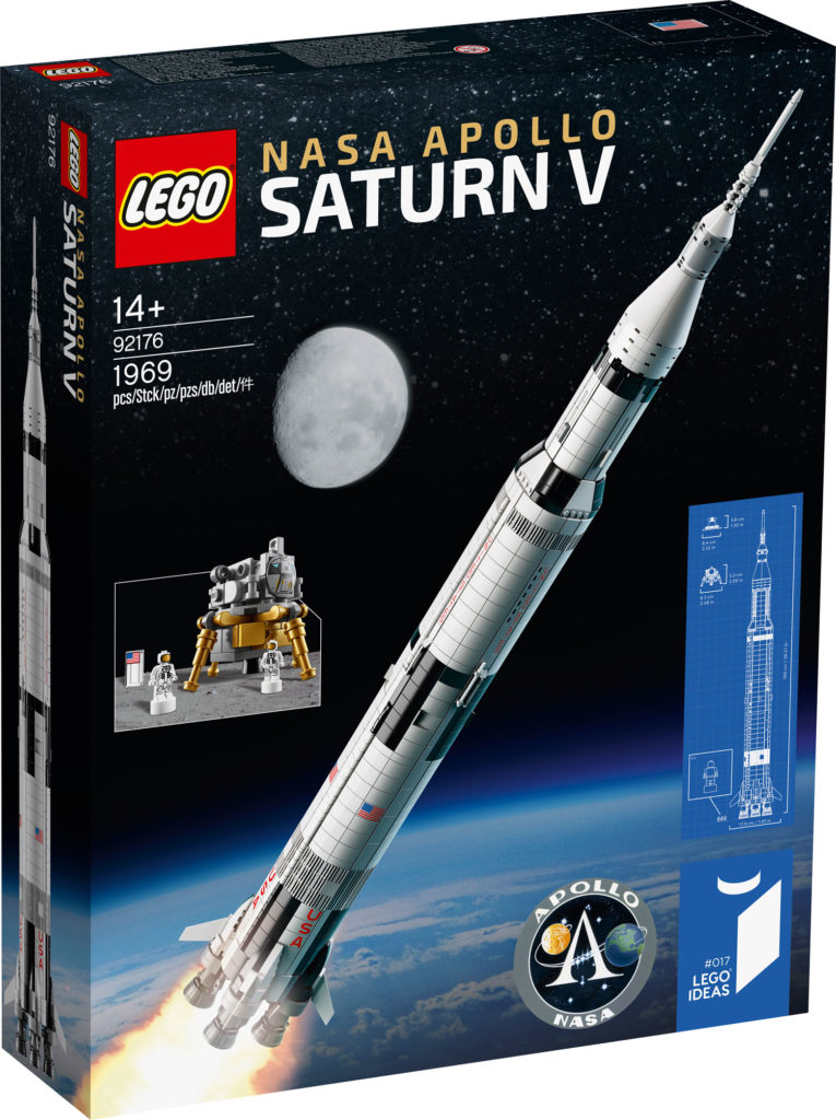 92176 NASA Apollo Saturn V Box 1