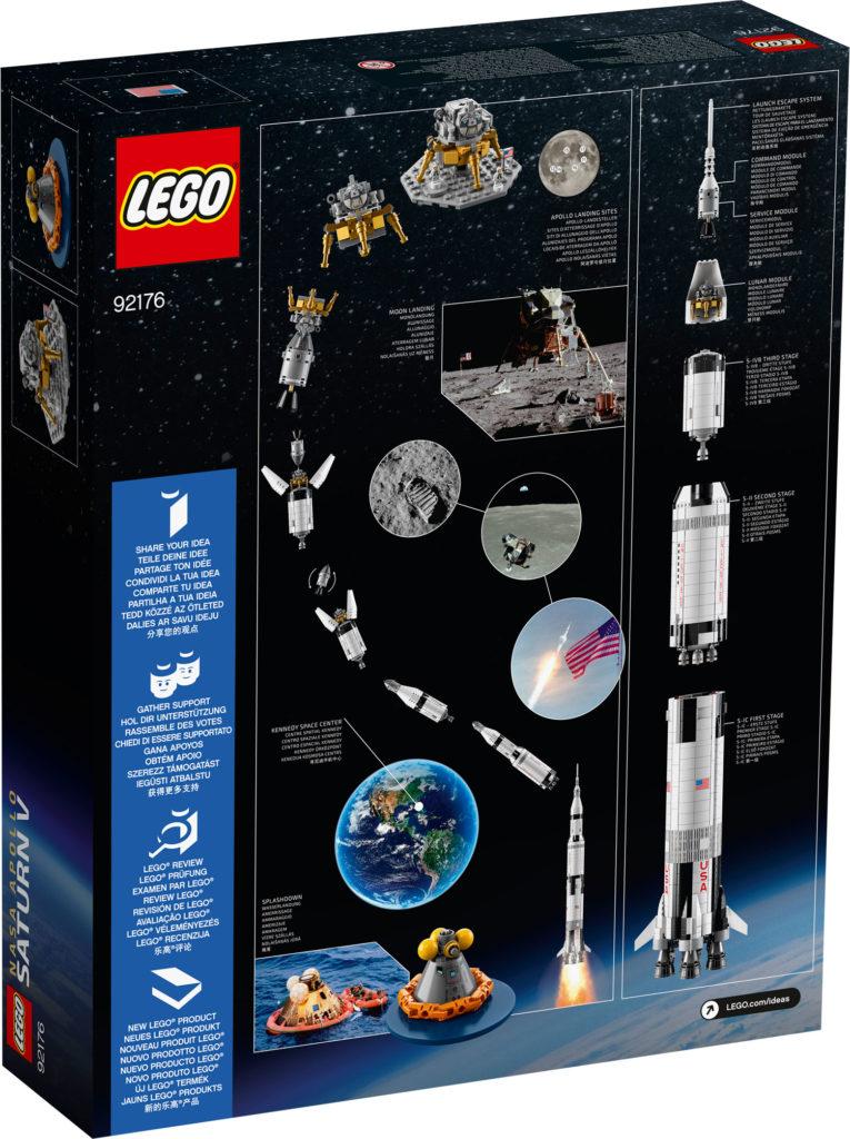 92176 NASA Apollo Saturn V Box 2