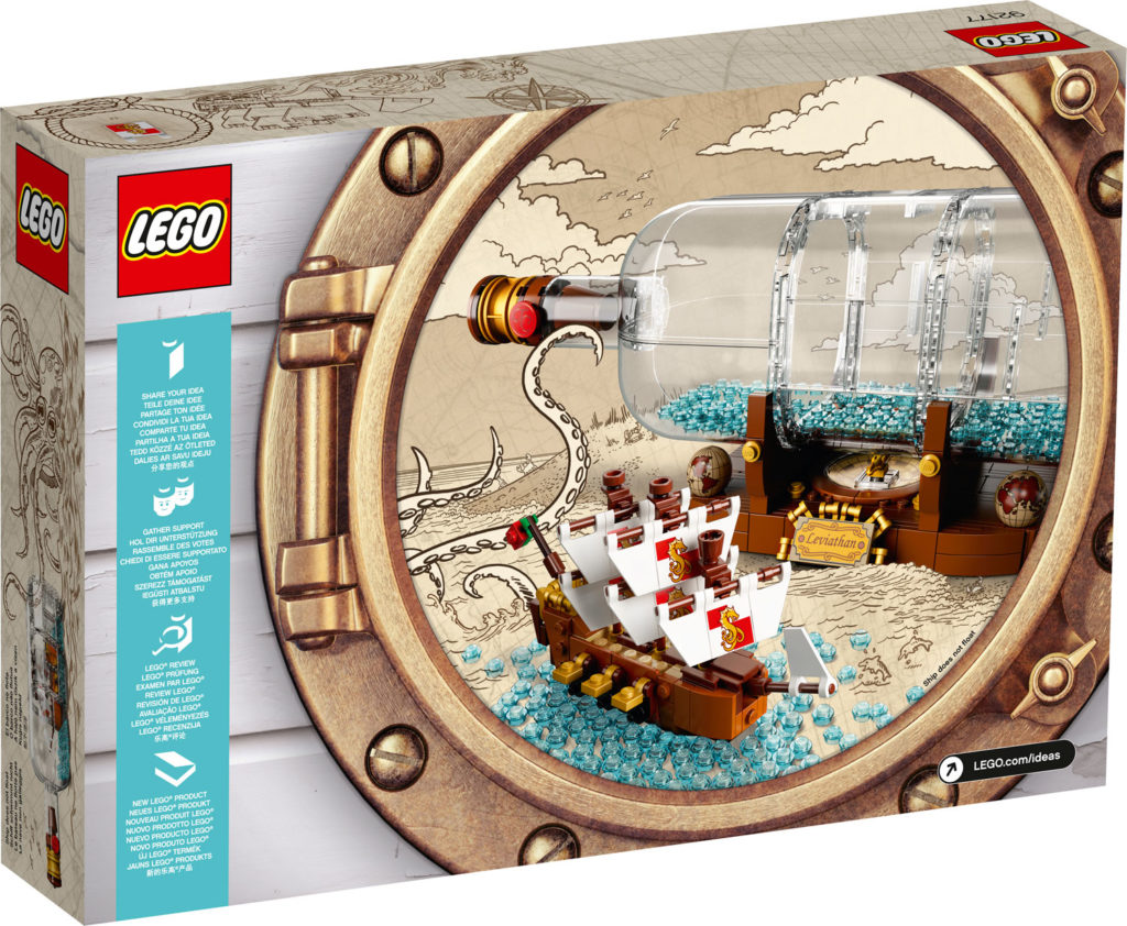 92177 Ship In A Bottle Box 2